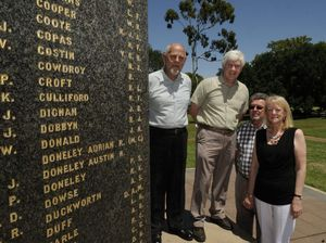 Secrets of Mothers' Memorial revealed by committed team