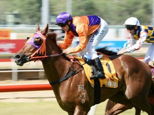 Jockey Adrian Coome wins double at Townsville's TAB races