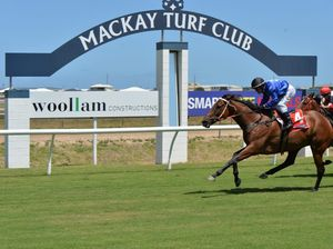 Outsider's maiden victory