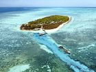 BIG SALE: Delaware North placed Heron Island Resort on the market last September.