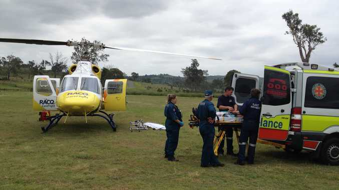 Photo: Courtesy RACQ CareFlight Rescue