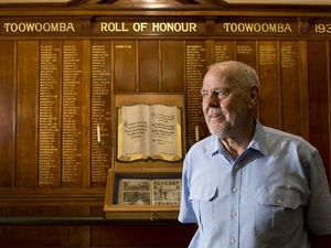 Historian determined to honour Toowoomba's wartime legacy