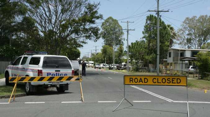 POLICE have closed off John St and Frank St at Caboolture after two assaults occurred during the early hours of New Years Day.