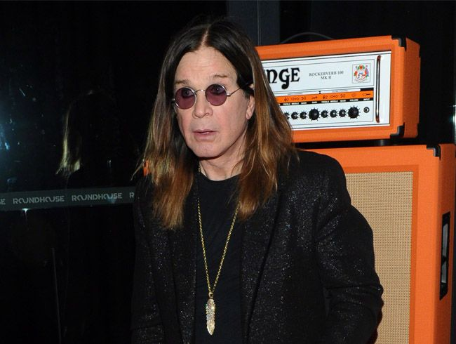 Ozzie Osbourne says he has no plans for 2014.
