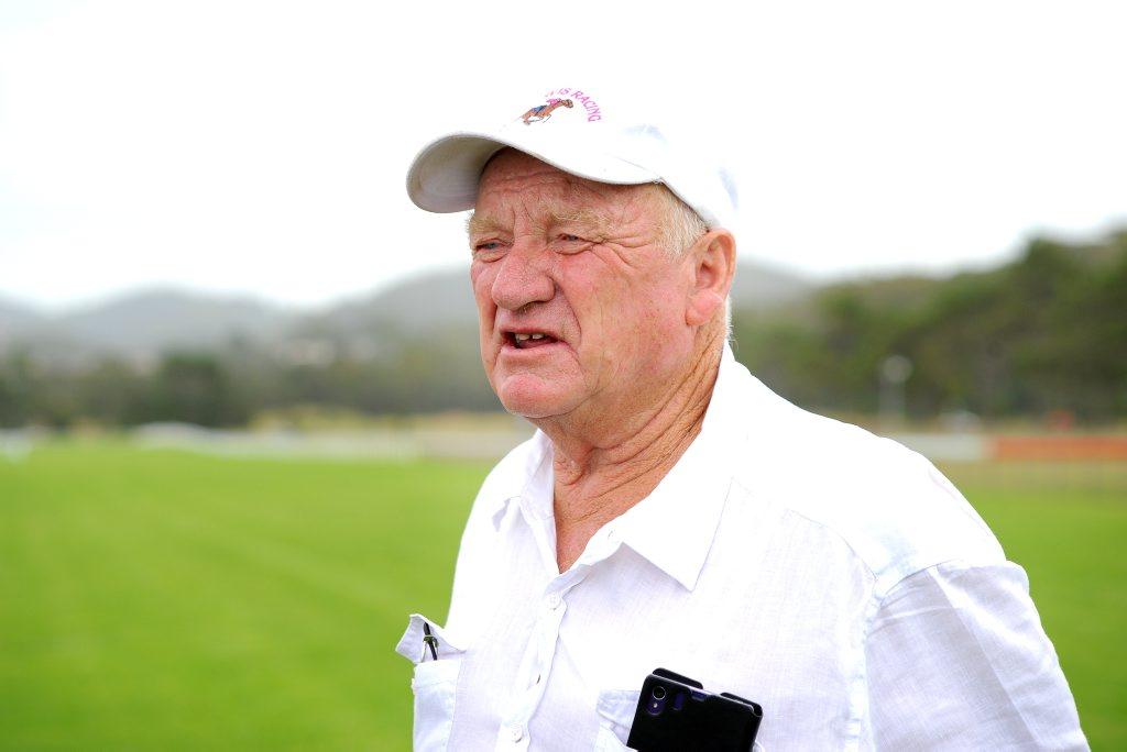 Coffs Harbour trainer Jim Jarvis