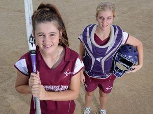 Rocky girls play Softball Championships in Sydney today