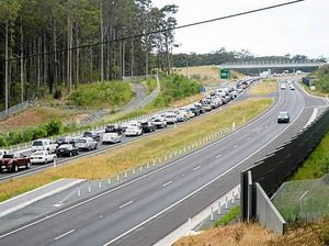 Slow crawl on cards for highway drivers