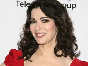 Nigella Lawson is not interested in partying