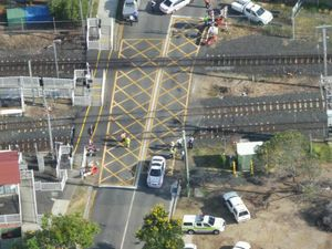 Woman struck and killed by train at Queensland station
