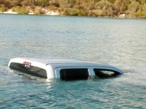 Ute's owner up for expensive recovery after tide troubles