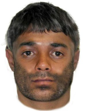 Police would like to speak with this man in relation to the armed robbery of a man who was walking through West Creek Reserve about 11.30pm on November 8, 2013. Contributed by QPS, December 2013.