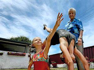 Meet Tweed's 94-year-old acrobatic teacher