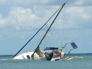 Owners could be in trouble with the law after yacht sinks