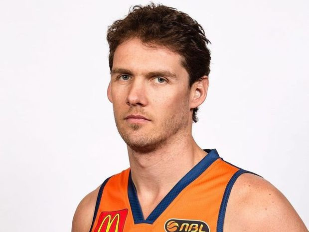 Alex Loughton of the Cairns Taipans
