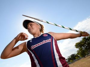 Rachel Gould good as the very best in this country at 15