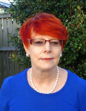 Business leadership specialist Brenda Jamnik.