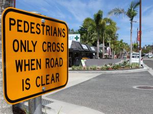 Signage debate on Airlie's main street