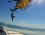 Tourist rescued by CQ Rescue at Hardy Reef