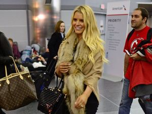 Jessica Simpson's still plays lotto despite huge wealth