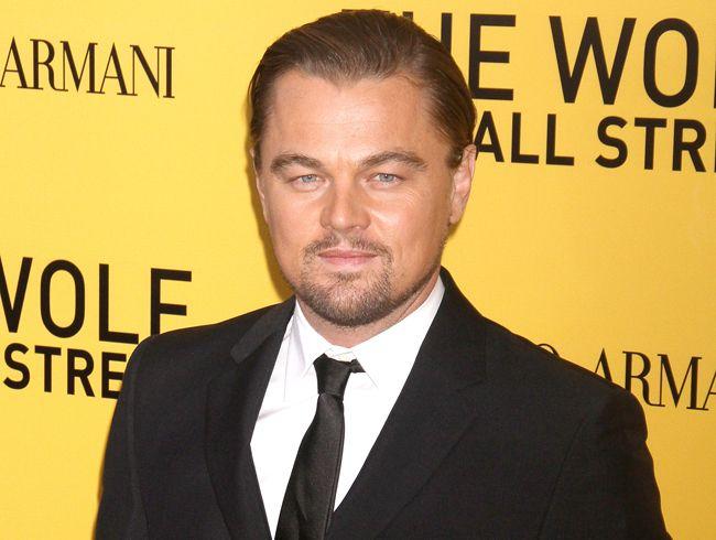 Leonardo DeCaprio tells of horrific shark encounter.