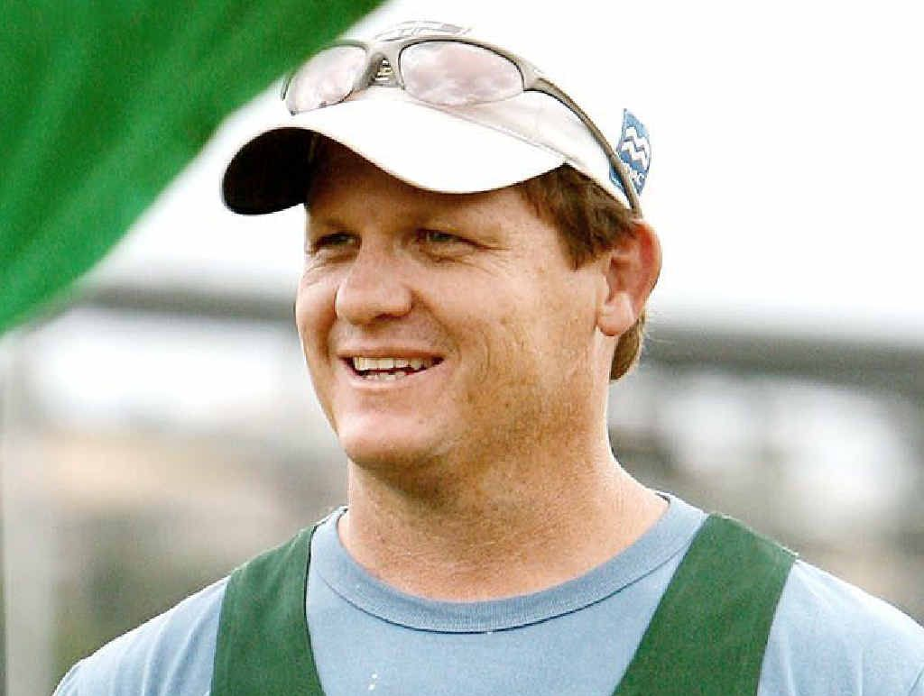 NEW JOB: Kevin Walters is set to join the Newcastle Knights.