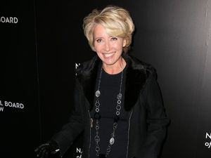 Emma Thompson: Menopause keeps me feeling warm