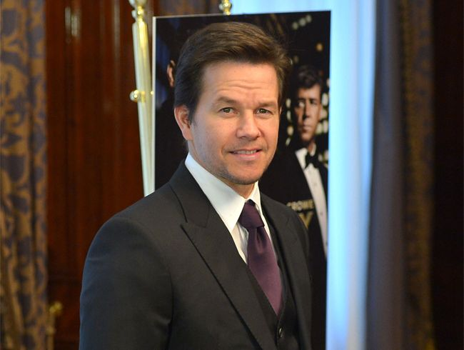 Mark Wahlberg said he lost a bidding war for the rights to Fifty Shades of Grey.