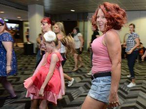 Dirty dancers have movie hoot