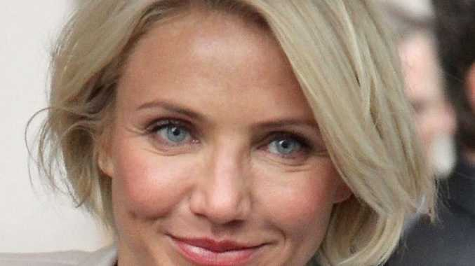 Cameron Diaz says she is a science nerd.