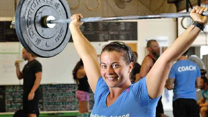 Kara D'Arcy quickly fell in love with CrossFit, and two years into the sport she is looking to continually improve along with her competition team.