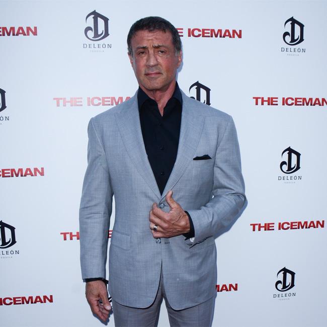 Actor Sylvester Stallone avoids social media.