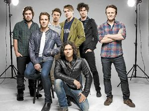 Local actors are the new sensations in INXS movie