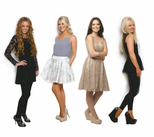 The talented performers of Celtic Woman.