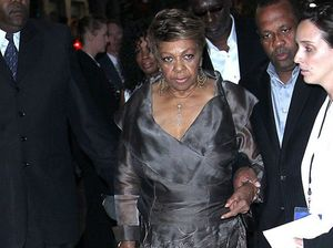 Whitney Houston's mother furious over grandaughter's wedding