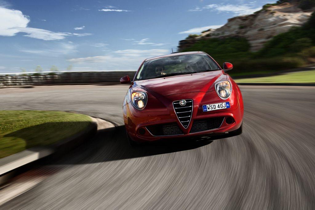 The new Alfa Romeo MiTo Series 2.