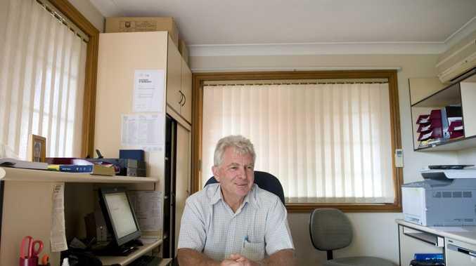 Bill Hazel is retiring from managing Drayton Villas after 17 years.