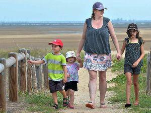 Syringes near Town Beach playground endangering kids' lives