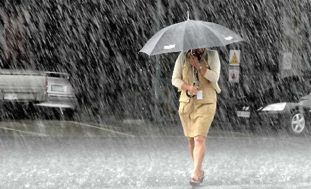 Queensland to be struck by a brief yet bountiful deluge this weekend