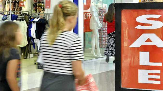 Retail sales growth and retail price growth forecast for 2014 financial year