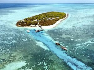 I-Spy the name of Heron Island's new submarine