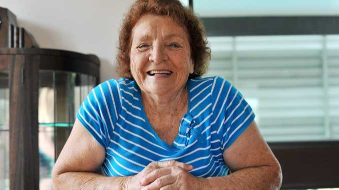 NEVER TOO BUSY: Dot Lacey has been volunteering for more than 40 years in a variety of roles.