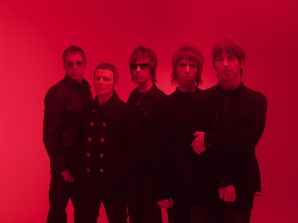 The band Beady Eye is playing the Big Day Out 2014. Supplied by festival publicity.