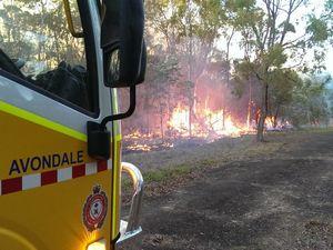 Avondale Rural Fire Brigade kept busy over fire season