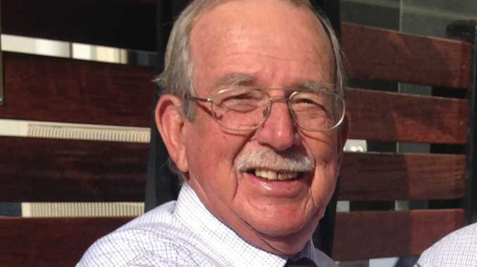 Former Booringa Shire Mayor Warren Wilson.