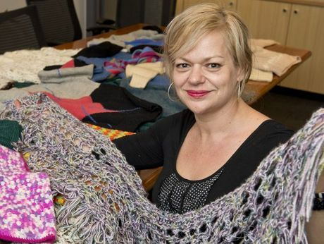 Caroline Taylor-Smith is on the hunt for bad knits with good yarns.