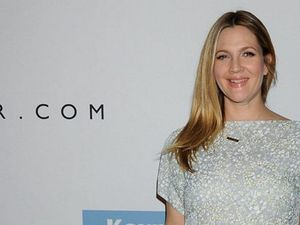 Drew Barrymore not worried about weight gain while pregnant