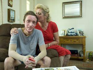 Burns victim reveals 'whole life turned upside down'
