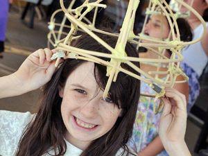 Kids put final touches on SUNfest's big finale showcase