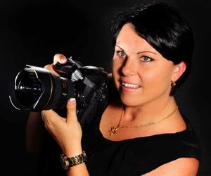 Brenda Strong, photographer and owner of Strong Images Photography.