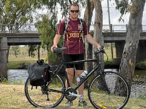 Pedal power prevails in ride from Gladstone to Sydney